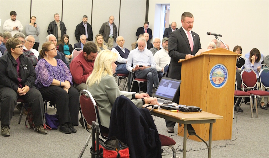 Ohioans weigh in on distressed watershed rule proposals