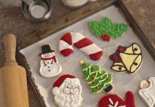 Christmas Cut-Out Sugar Cookies