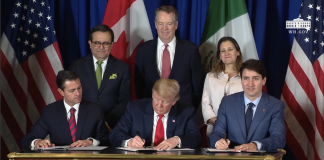 USMDA, trade agreement, Canada, Mexico, U.S.