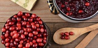 Spiced Cranberry Jelly