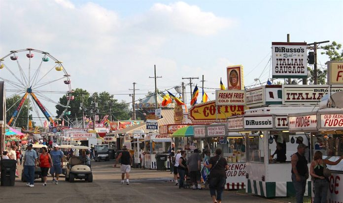 The Stark County Fairgrounds