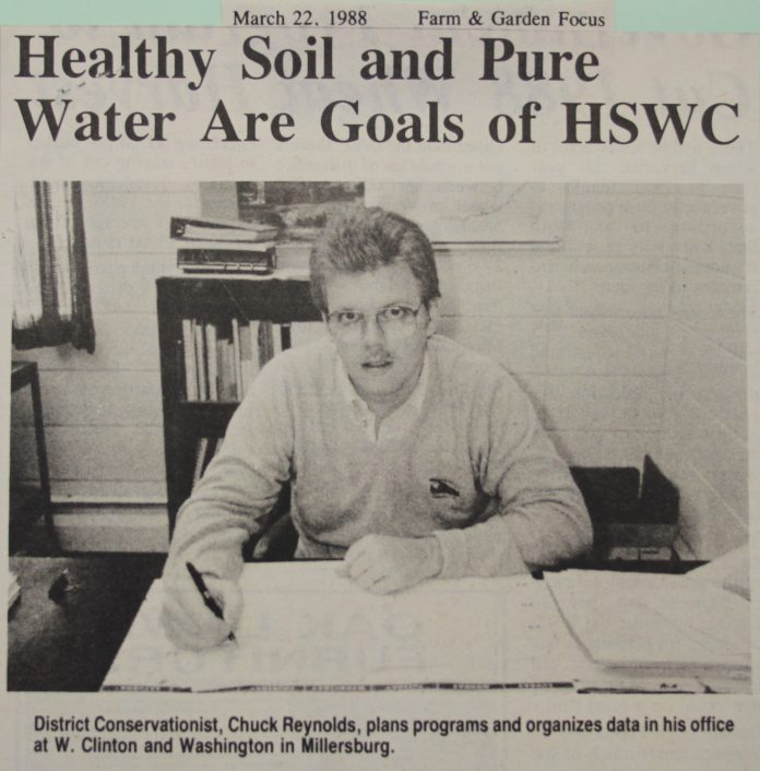 Soil and Water goals headline