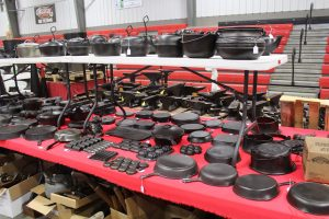 cookware auction