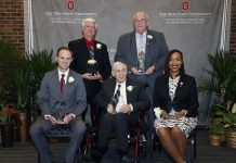 Ohio State University CFAES Distinguished Alumni