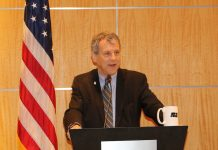 Sen. Sherrod Brown, OFBF