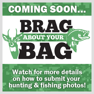 Brag About Your Bag Coming Soon Promotion