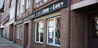 Farm and Dairy building, Salem, Ohio