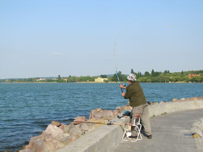 Lake Erie angler