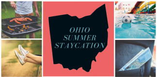 Ohio Summer Staycation banner