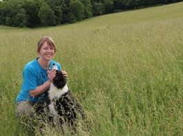 Rebecca Miller Farm and Dairy editor sheep