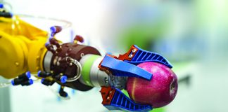 robotic apple picker