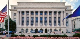 USDA NIFA ERS building Washington