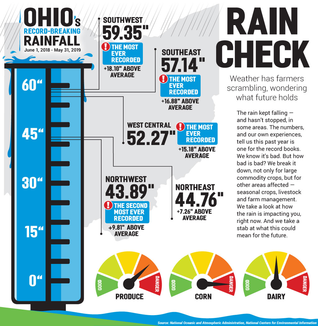 rainfall infographic
