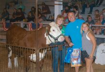 Cuyahoga County Fair Grand Champion Steer