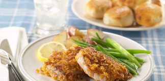 Honey Mustard Pork Medallions