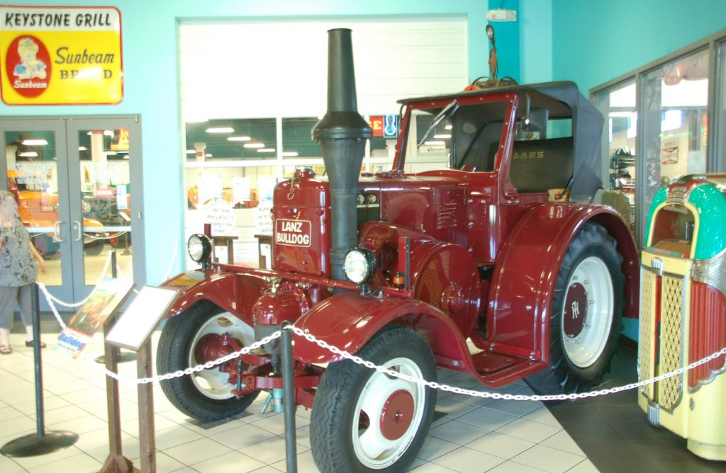 Visiting the truck and tractor museum - Farm and Dairy