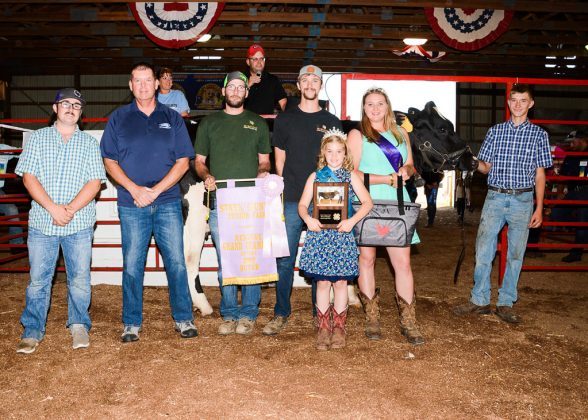 Stark County Fair Reserve Champion Cheese