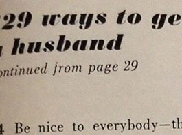 ways to get a husband