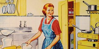 1950 housewife