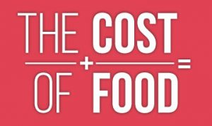 Cost of Food Logo