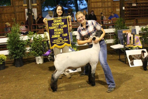 Grand Champion Market Lamb