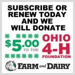 4H Newsletter Ad