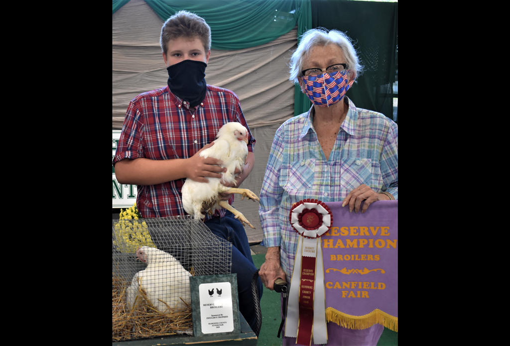 Reserve Champion Turkey