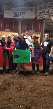 Reserve Champion Steer Carcass