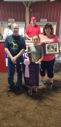 Reserve Champion Chickens