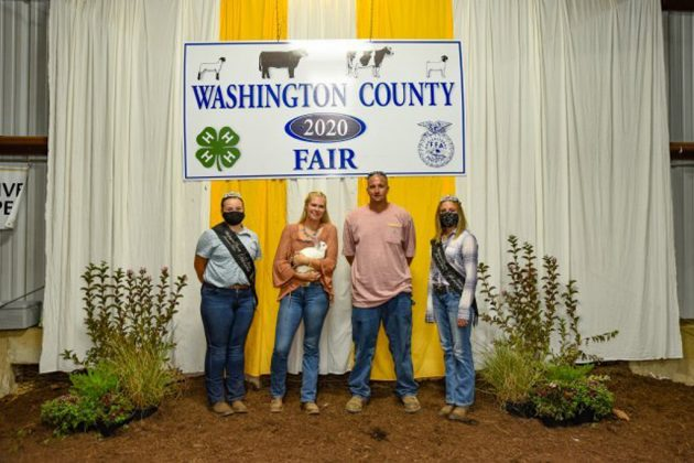 Reserve Champion Rabbits