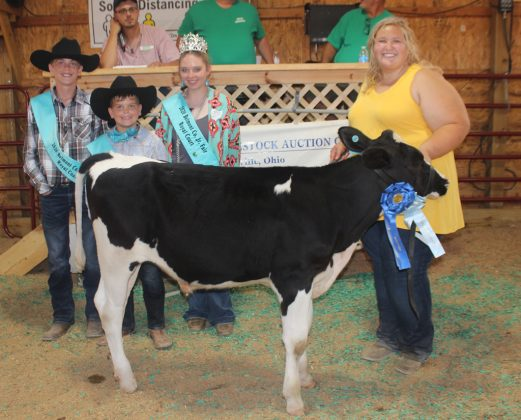 Reserve Champion Dairy Feeder