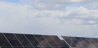 solar panels in brown county