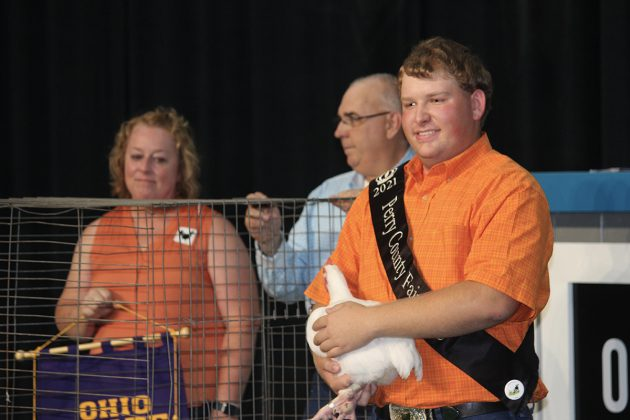 Grand Champion Meat Chickens